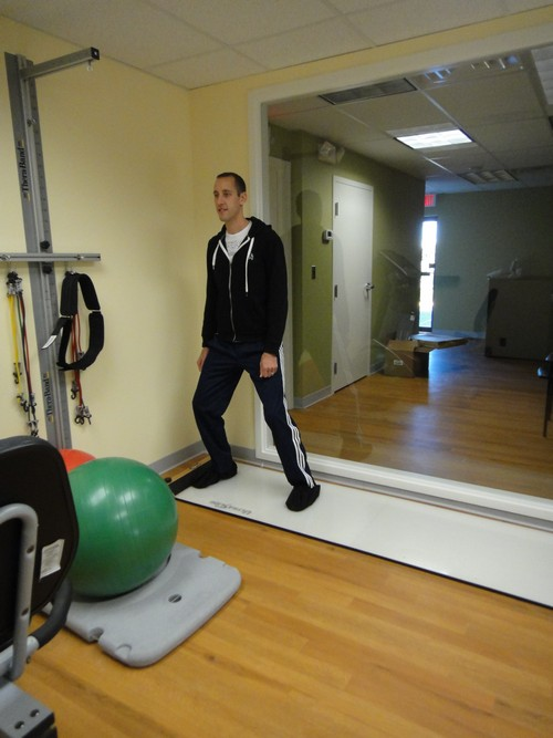 Sports Rehab in West Orange